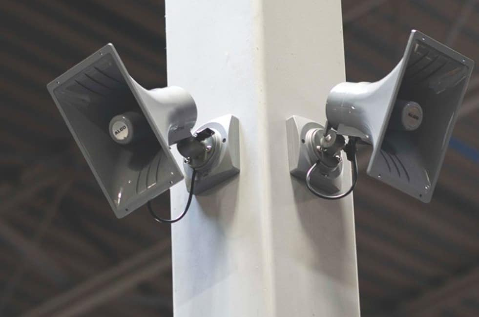 Algo Horn Speakers