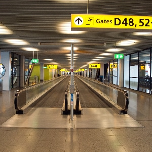 Transportation Airport Paging Communication System