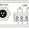 Algo 8301 Paging Adapter & Scheduler Line Drawing