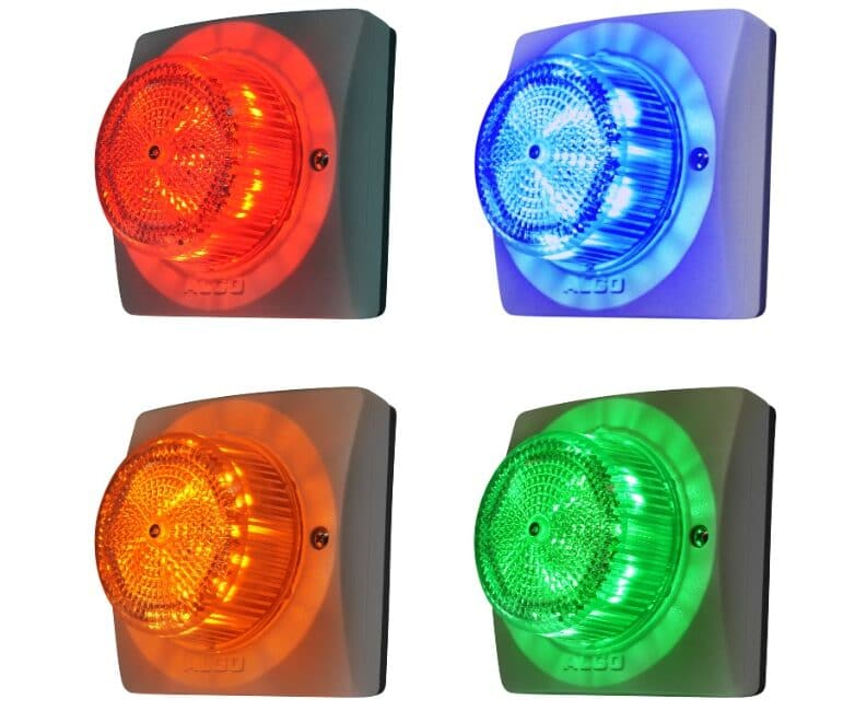 Algo 8138 Strobe Lights