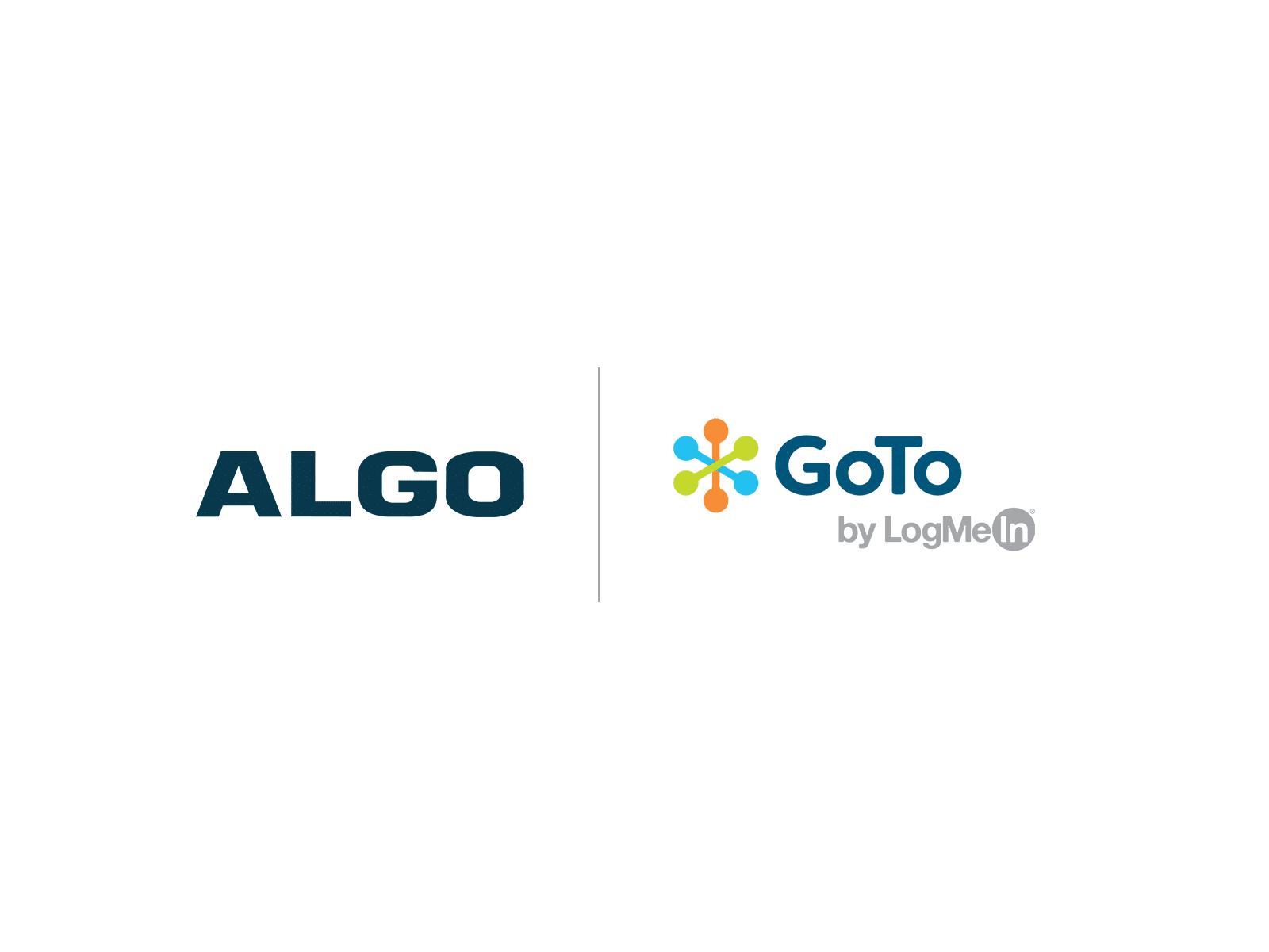 Algo GoTo by LogMeIn Logo Compatibility
