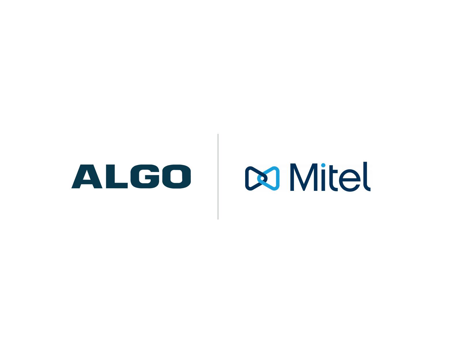 Algo Mitel Compatibility Logo