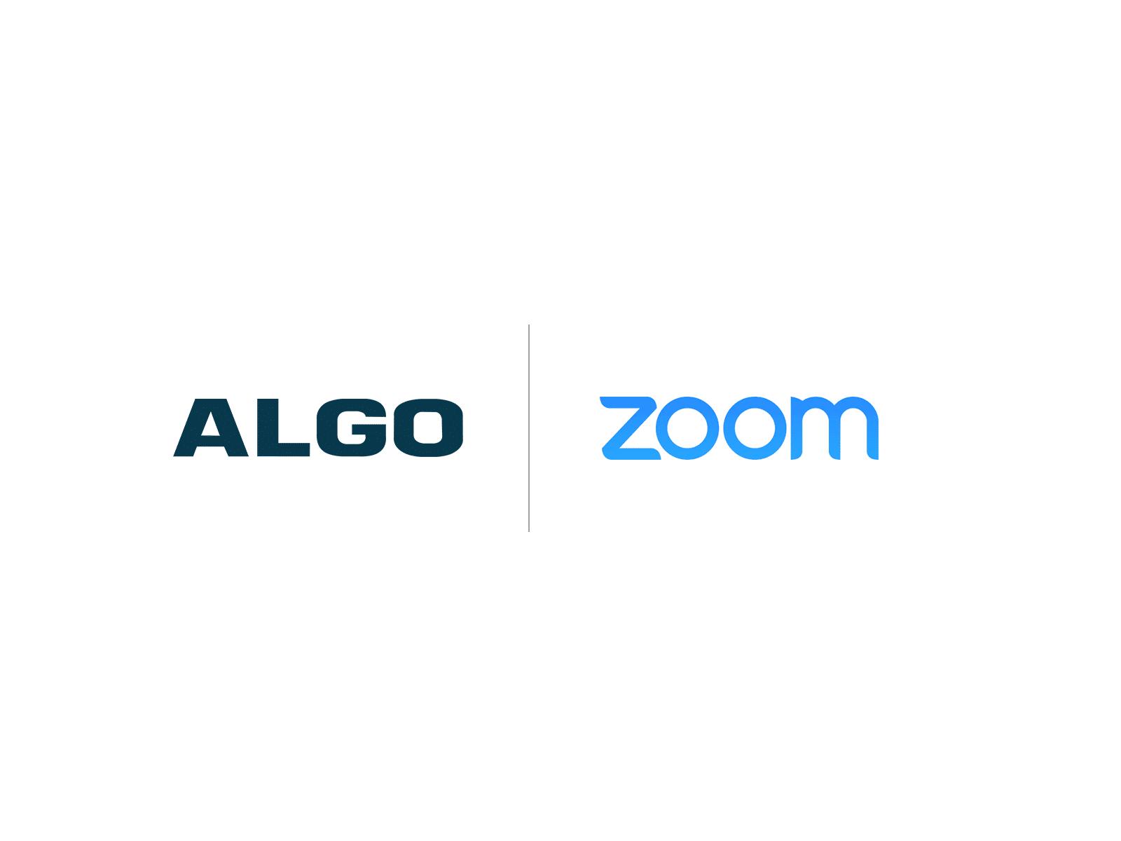 Algo Zoom Compatibility Logo