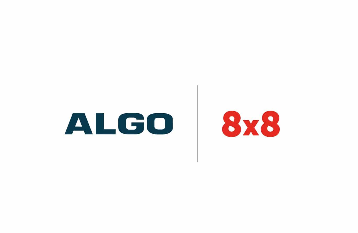 Algo 8x8 Compatibility Logo