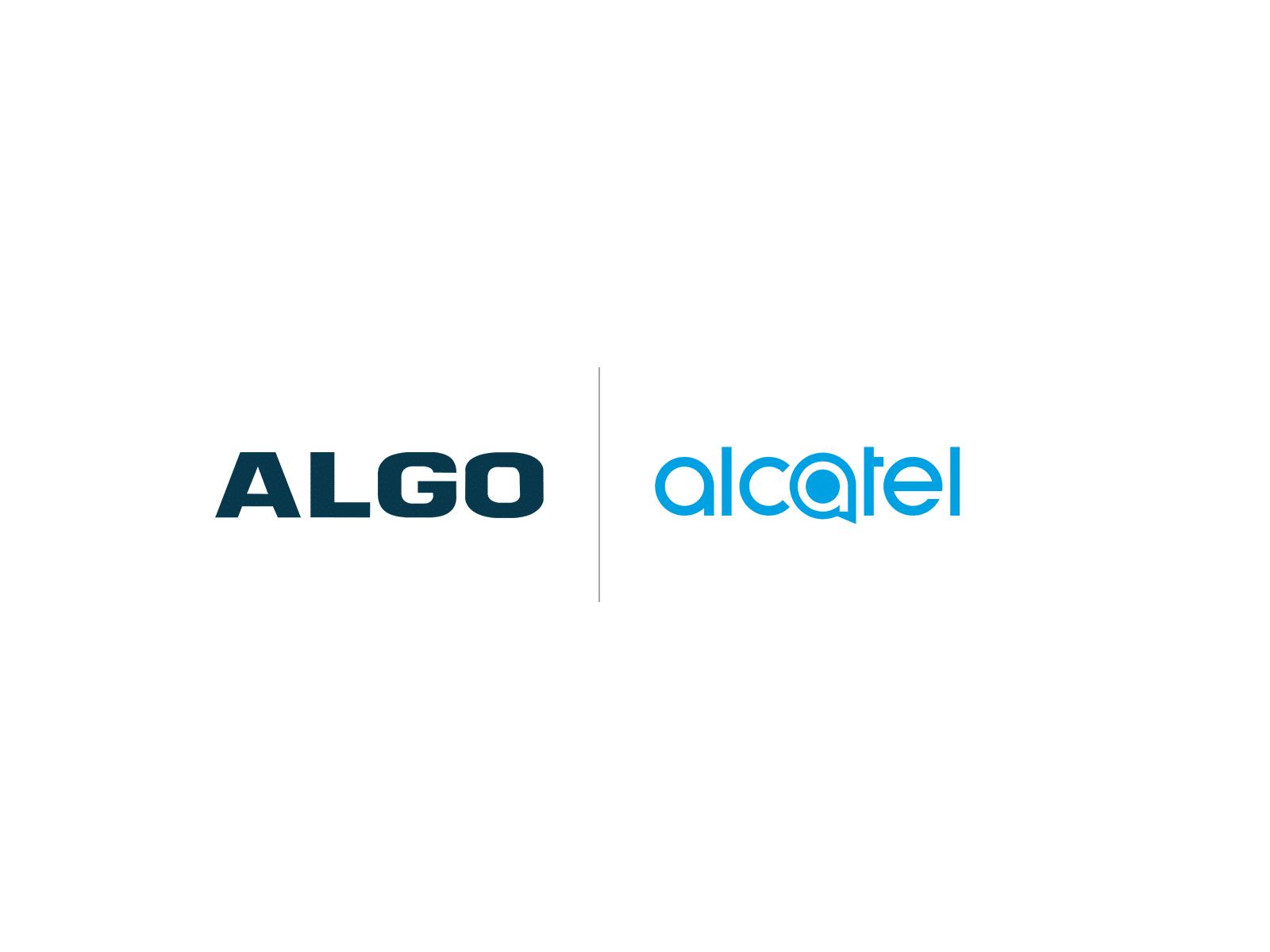Algo Alcatel Compatibility Logo