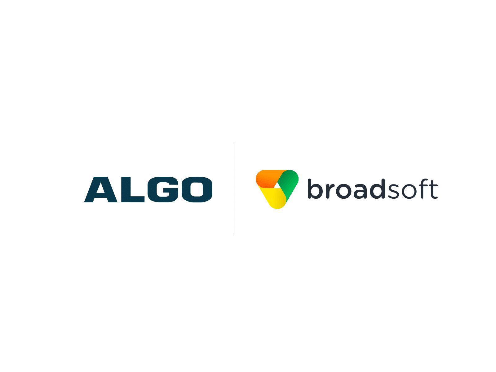 Algo Broadsoft Compatibility Logo