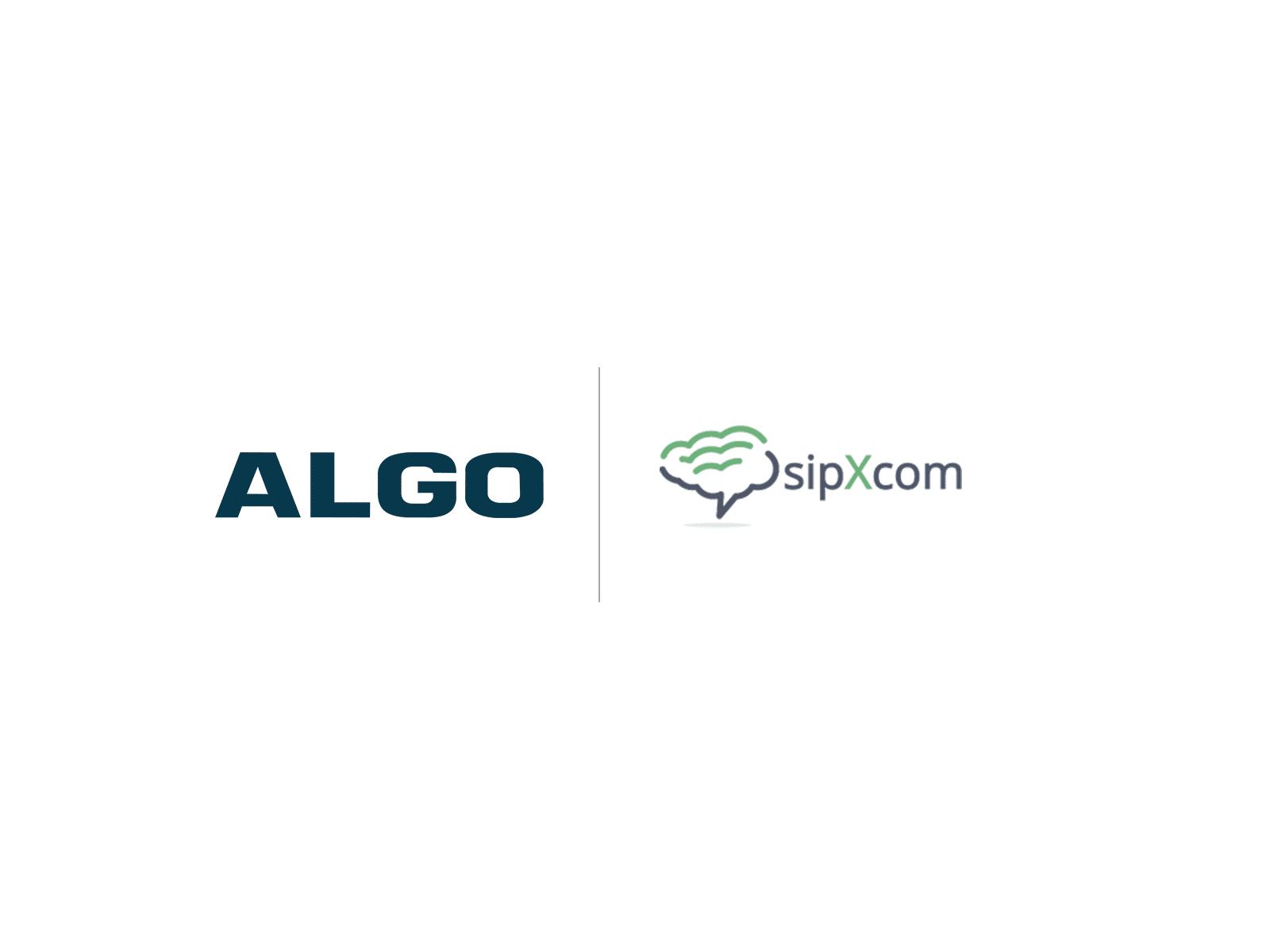 Algo sipXcom Compatibility Logo