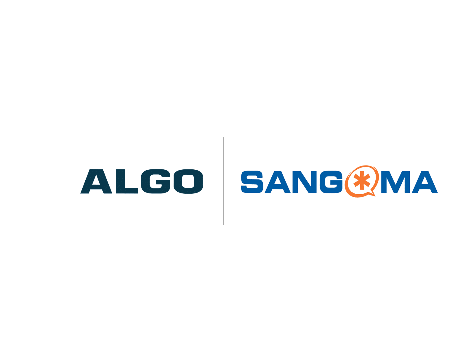 Algo Sangoma Compatibility Logo