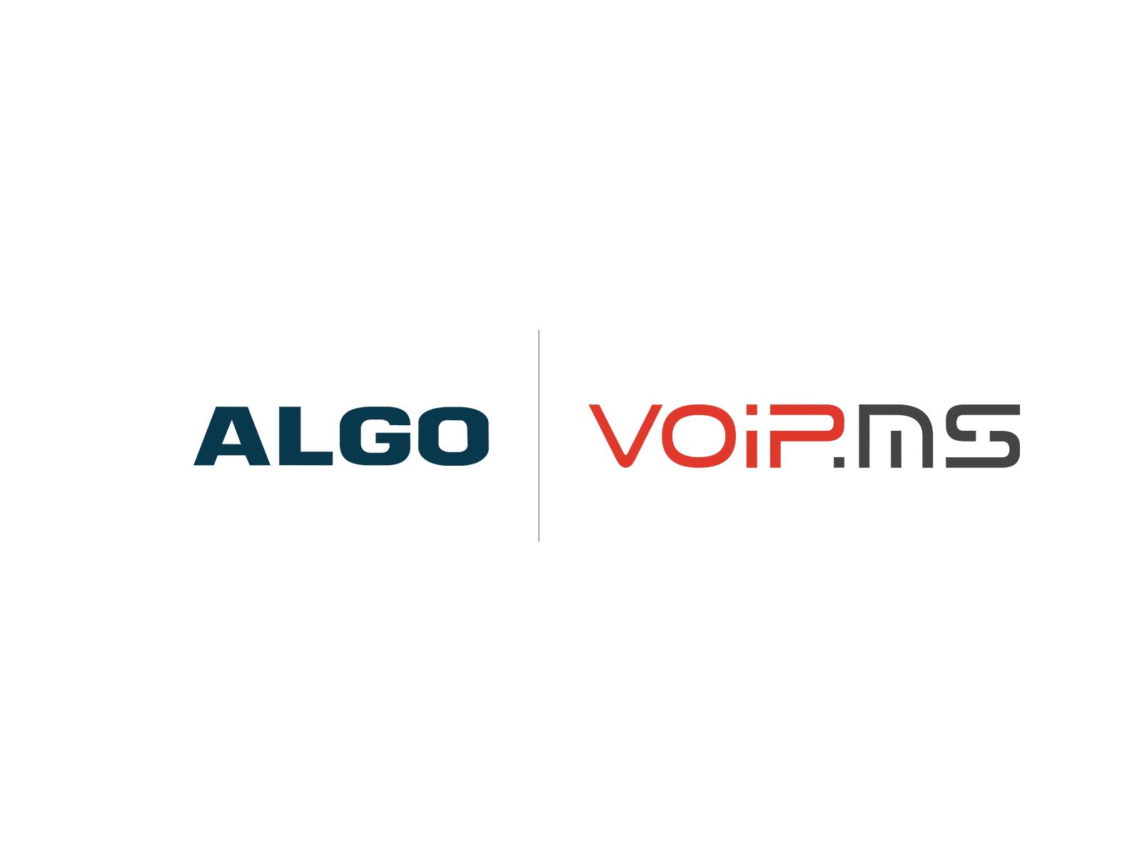 Algo Voip.MS Compatibility Logo