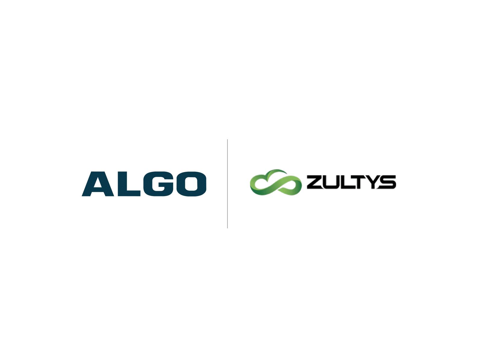 Algo Zultys Compatibility Logo