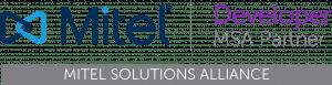Mitel Developer MSA Partner