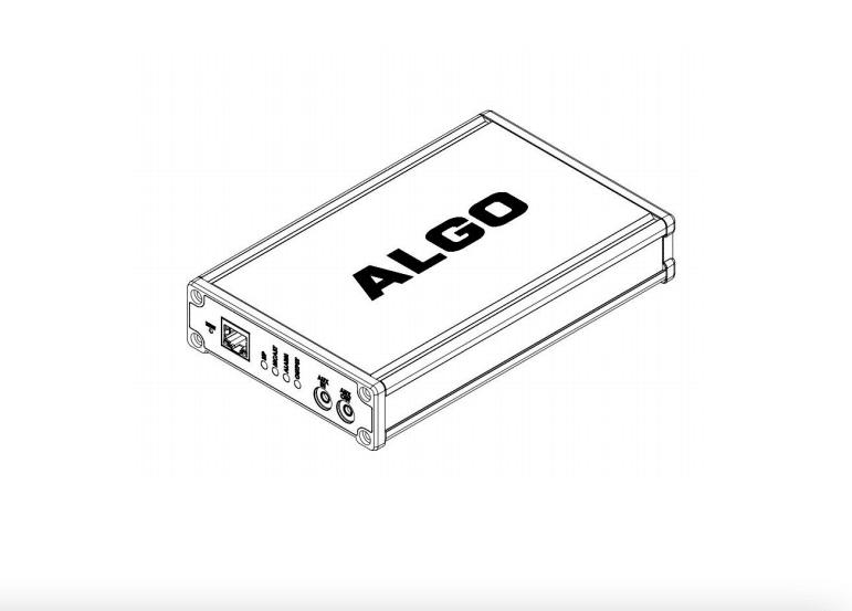 Algo 8300 Line Drawing